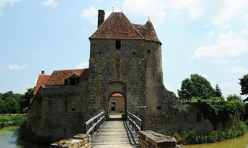Château de la Grand' Cour ©Ad2T