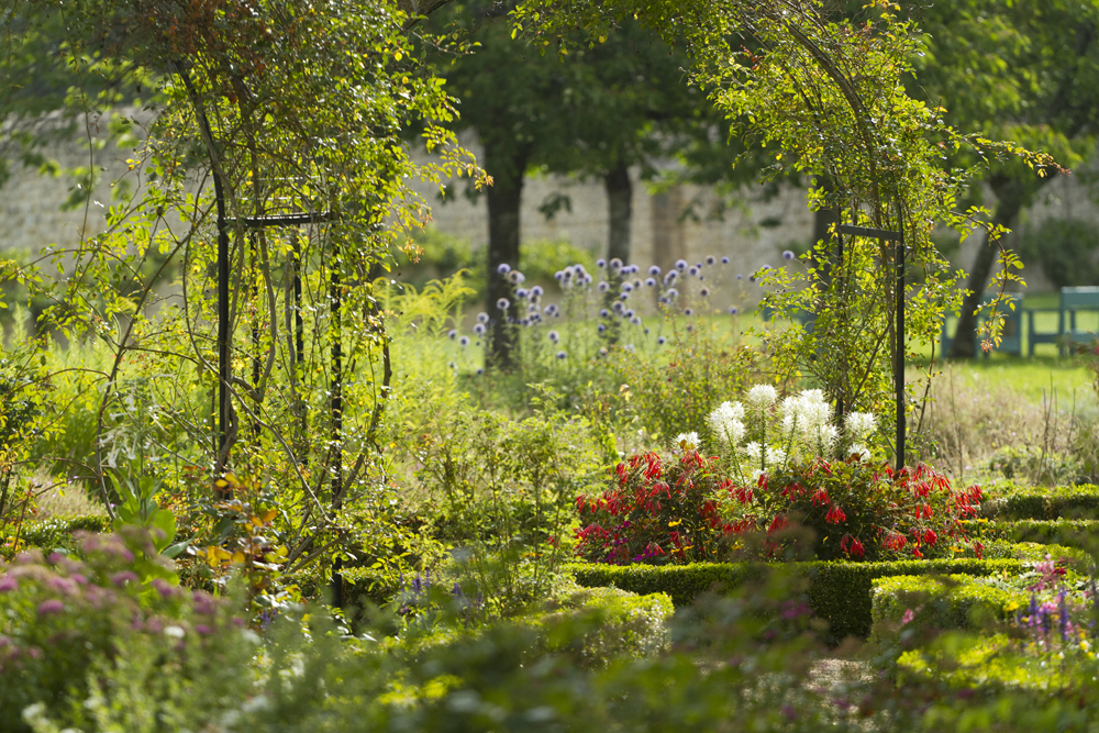 Jardins du Domaine de George Sand à Nohant - © ADTI - Hellio et Van Ingen