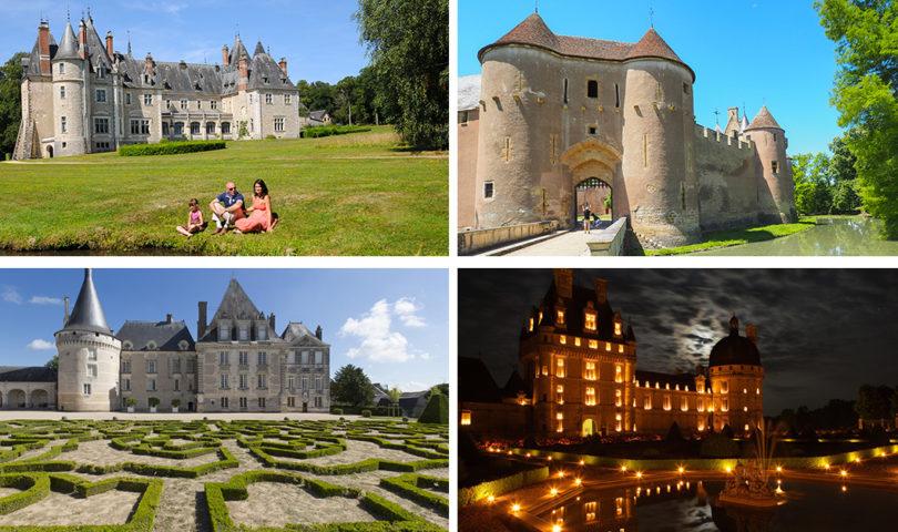 Le Guide Des Chateaux A Visiter En Berry