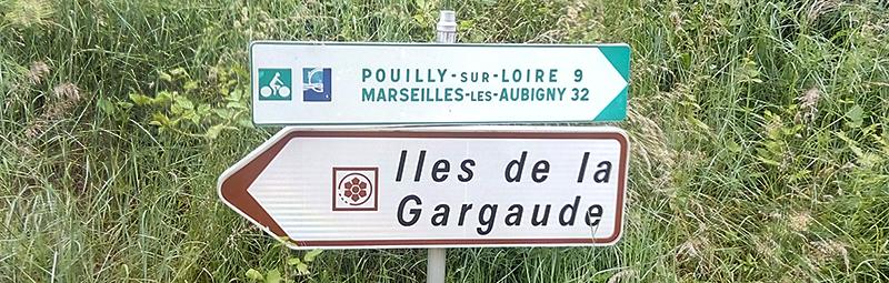 Iles de la Gargaude