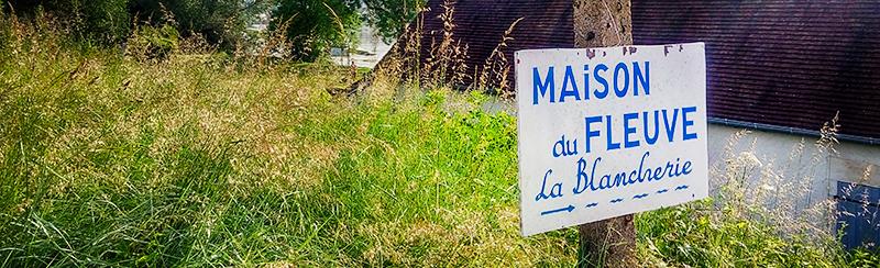 La Blancherie, parfait pour un pic-nique sur la Loire à Vélo ©Ad2T - V. Laebens