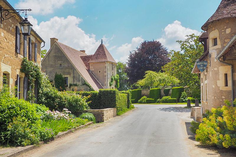Apremont-sur-Allier sur la Loire à Vélo