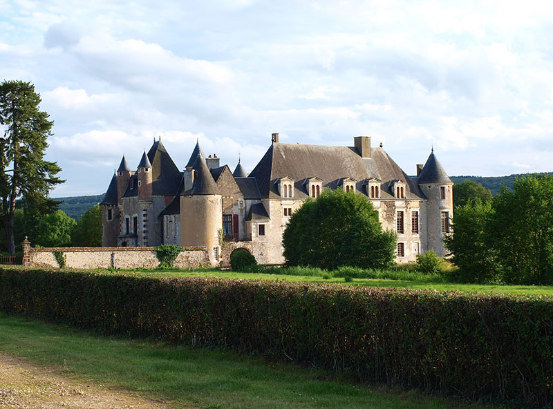 © Château de Boucard