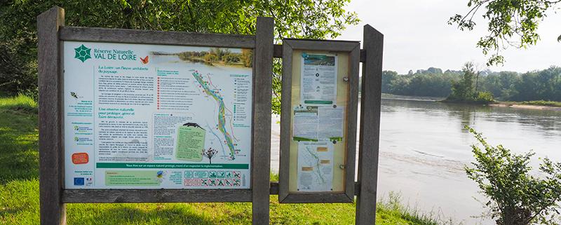 Réserve naturelle du Val de Loire ©Ad2T - E. Luciani
