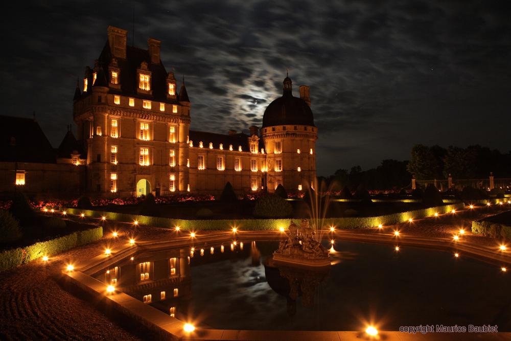 Château de Valençay - © Maurice Baubiet