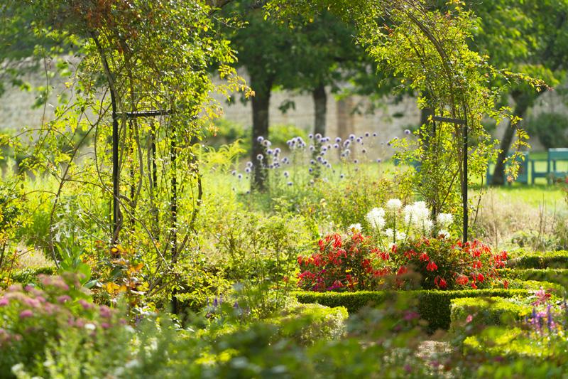 Jardins du Domaine de George Sand - © HVI