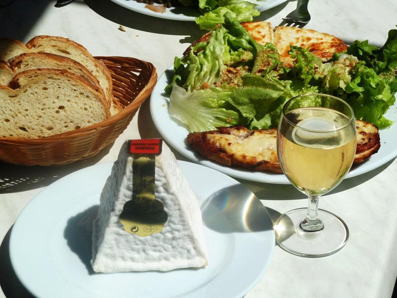 Spécialités de Brenne, et fromage de Pouligny-saint-Pierre - © A. Gaudio