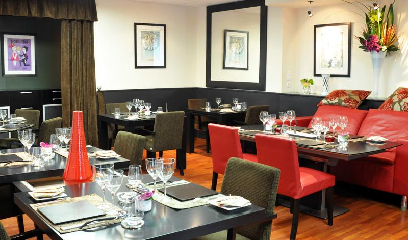 """Restaurant """"Au 14 février"""" à Saint-Valentin - © AB Photographiste"""