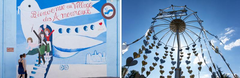 Le village de Saint-Valentin - © Hellio et Van Ingen