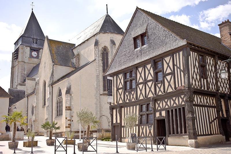 Aubigny-sur-Nère ©A. Gressin