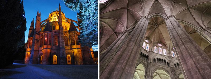 Cathedrale de Bourges ©Ad2T - V. Laebens