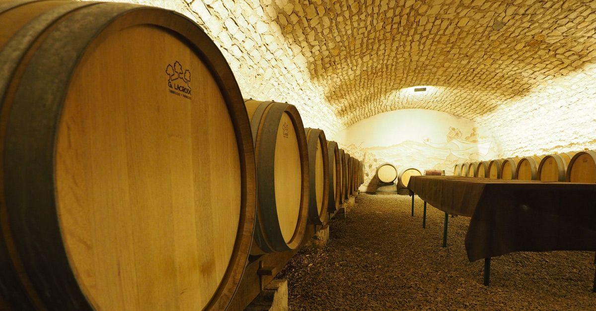 Cave Éric Louis - Vin de Sancerre ©Ad2T - V. Laebens