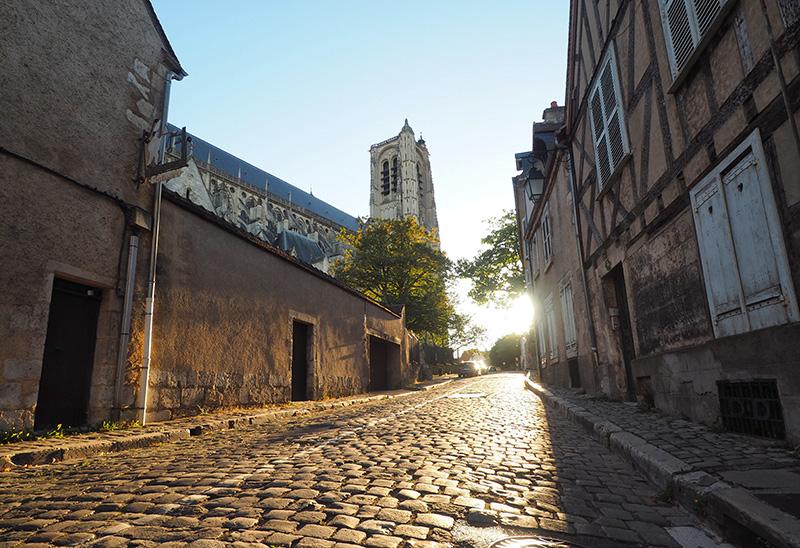 Centre-ville de Bourges