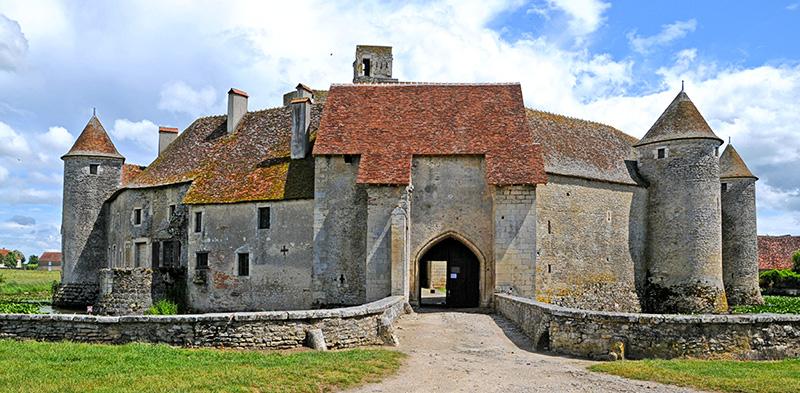 Château-de-Sagonne ©Ad2T - P. Régnier
