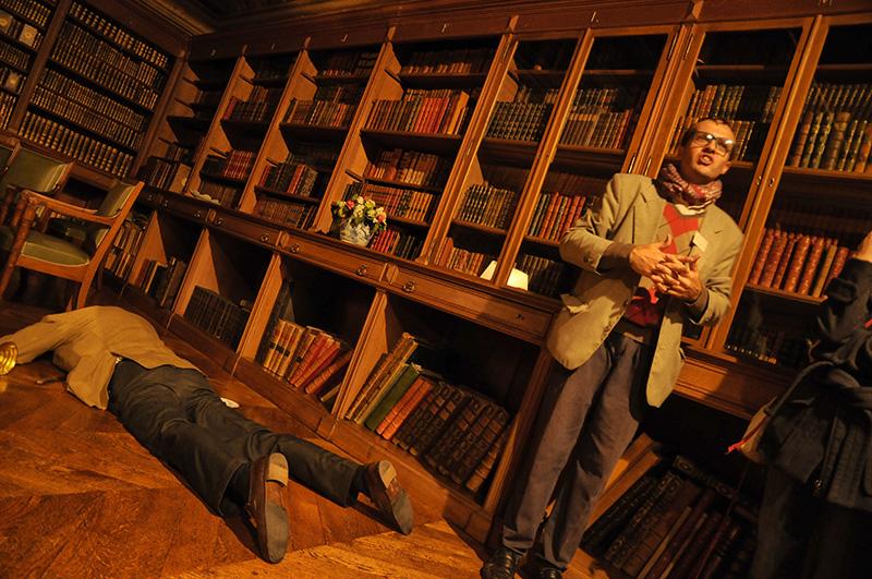 Crime au Château ©Ad2T - Y. Rousset