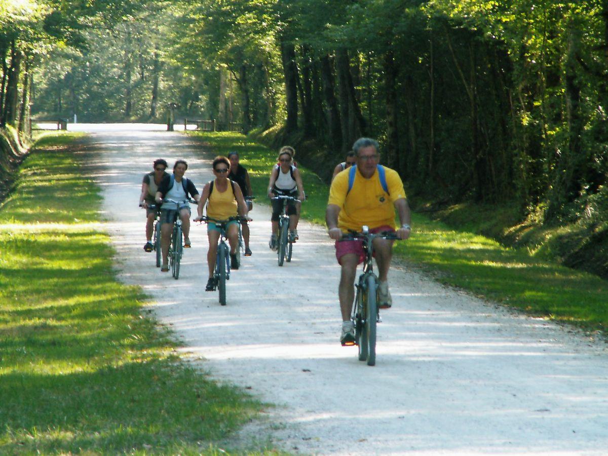 La randonnée de la Brenne en vélo - © Droits réservés
