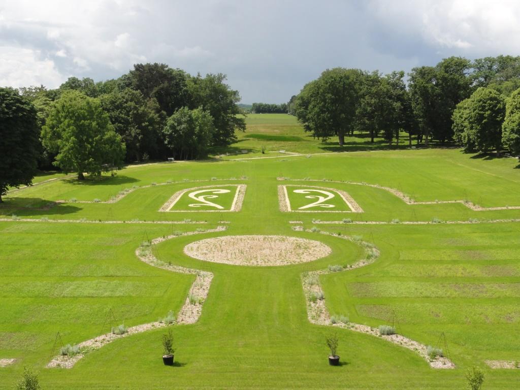 Jardins du Château de Valençay - © Château de Valençay