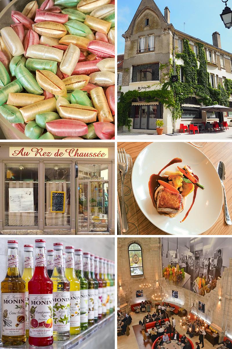 Gastronomie de Bourges ©Ad2T