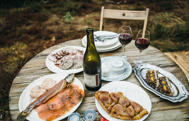 Gastronomie de Sologne ©Julie Sarperi