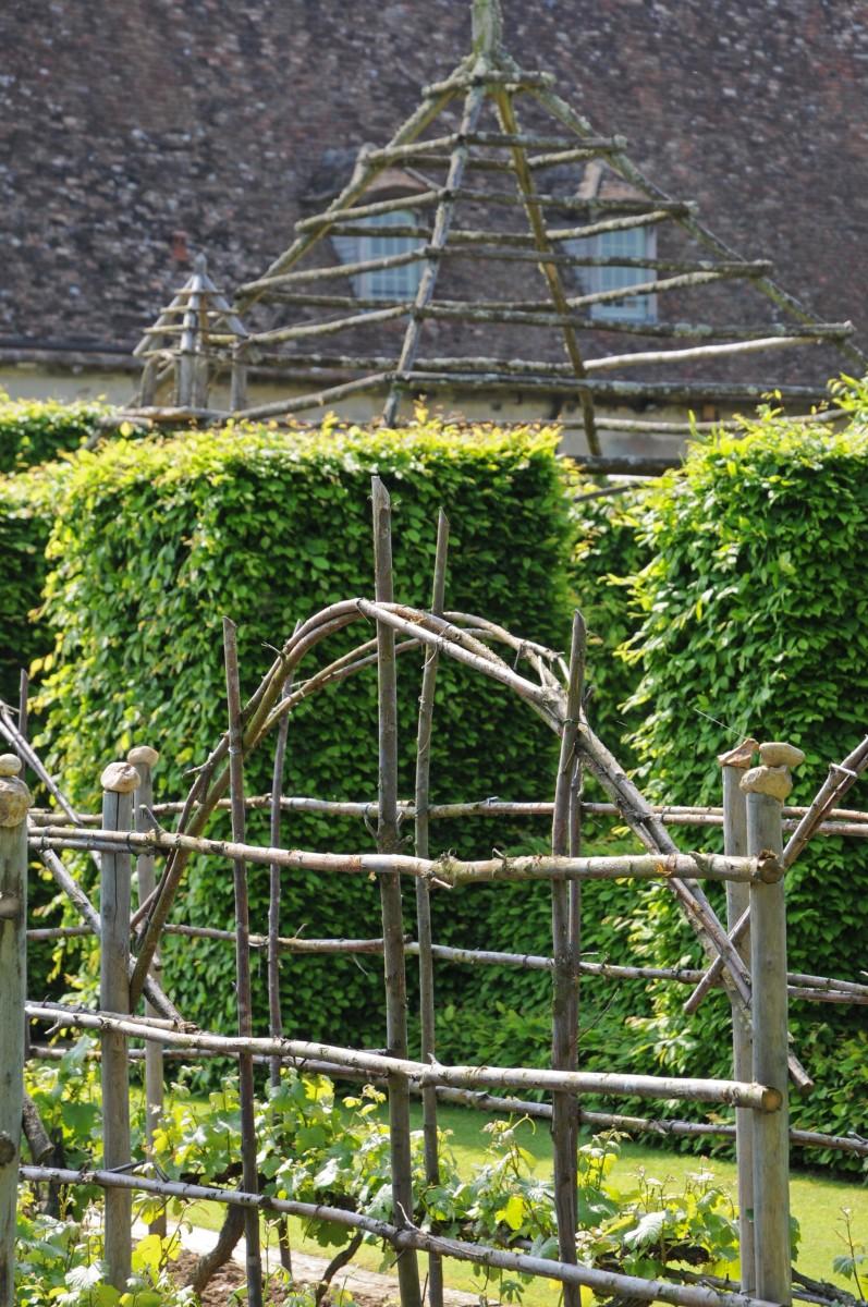 les jardins du prieuré d Orsan© photo P Régnier (62)