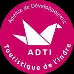 Logo de l'Agence de Développement Touristique de l'Indre (ADTI)