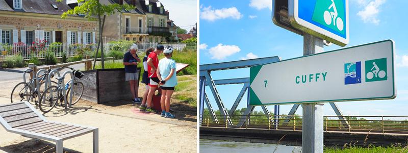 Loire en Vélo en Berry ©Ad2T - V. Laebens