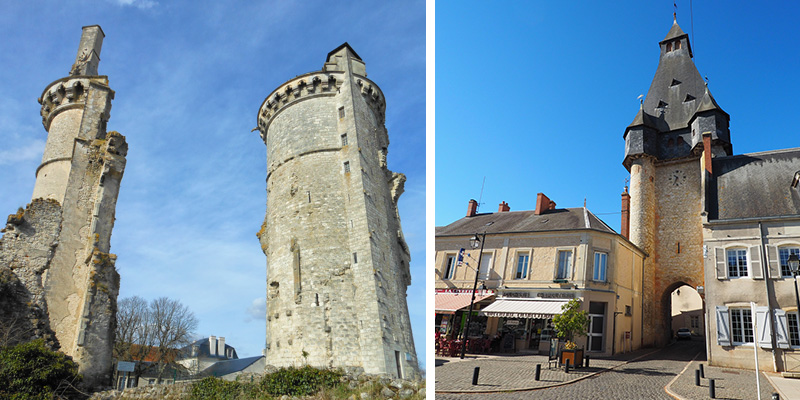 Mehun-sur-Yèvre-et-Dun-sur-Auron ©Ad2T