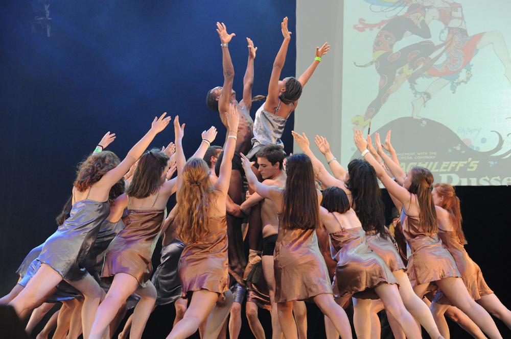 ©Michel Jamoneau / DARC Spectacle Danse