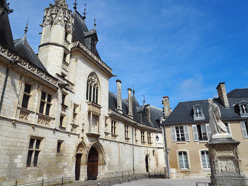 Palais Jacques Coeur de Bourges ©Ad2T - E. Luciani