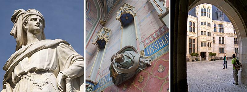 Palais Jacques Coeur de Bourges ©Ad2T - Juliette Becquart