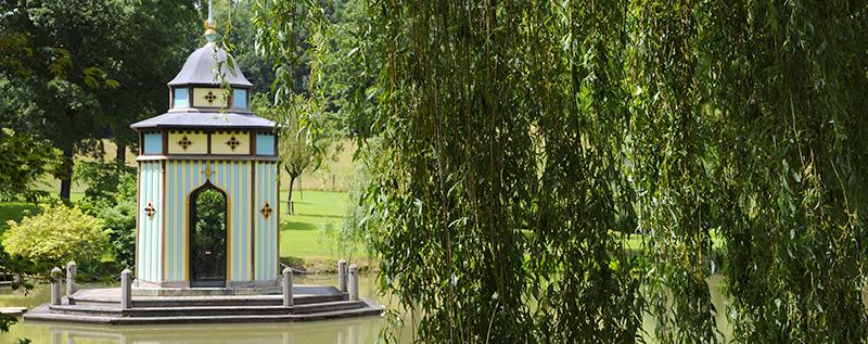 Parc Floral d'Apremont-sur-Allier © Ad2T - Y. Rousset