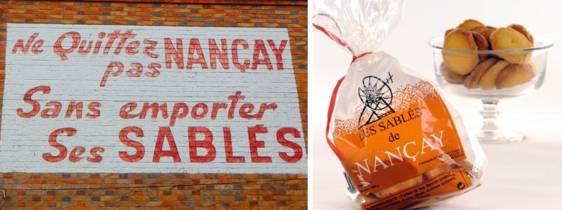 Sablés de Nançay ©AB Photographiste