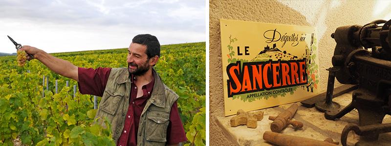 Vigneron de Sancerre ©Ad2T