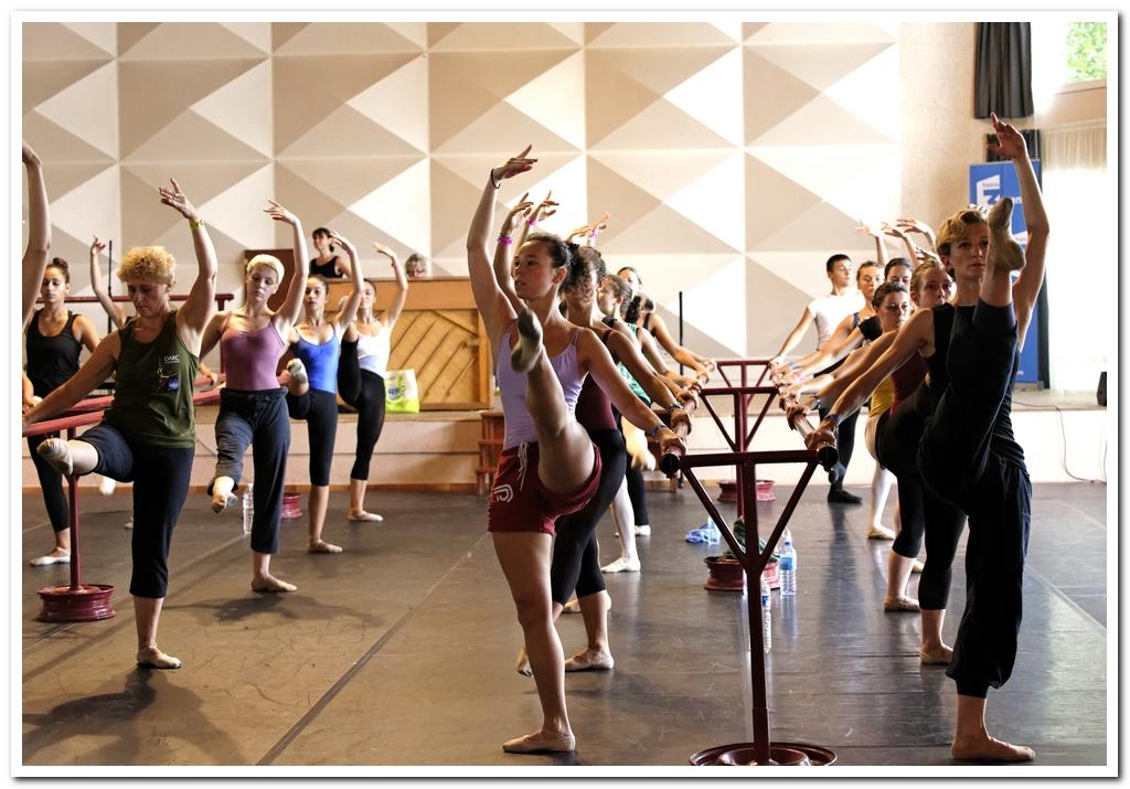 STAGE INTERNATIONAL DE CHATEAUROUX - Cours de Danse classique