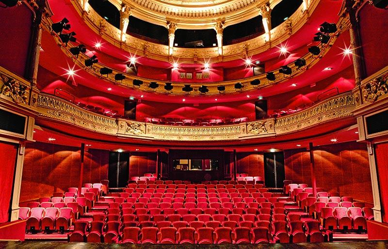 Théâtre Jacques Coeur de Bourges ©Ville de Bourges