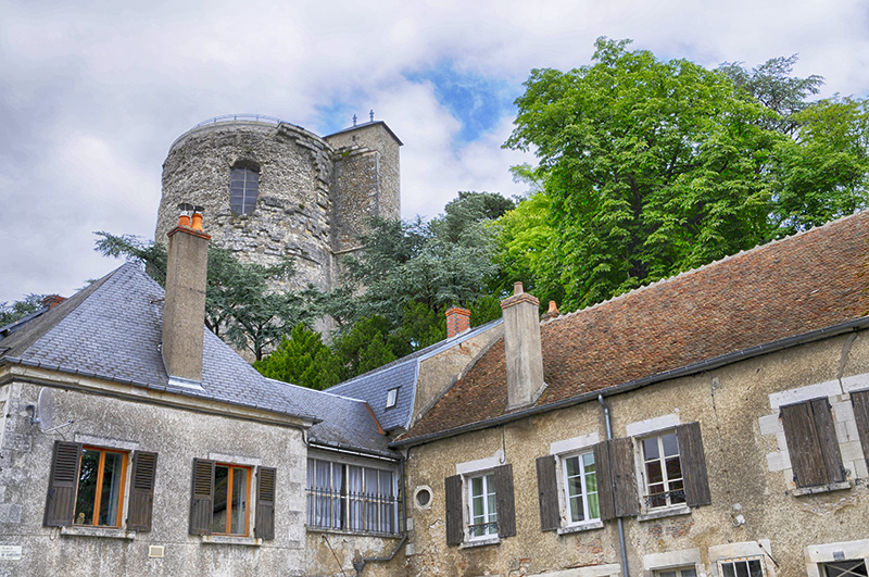 Sancerre et la Tour des Fiefs ©Ad2T - Y. Rousset
