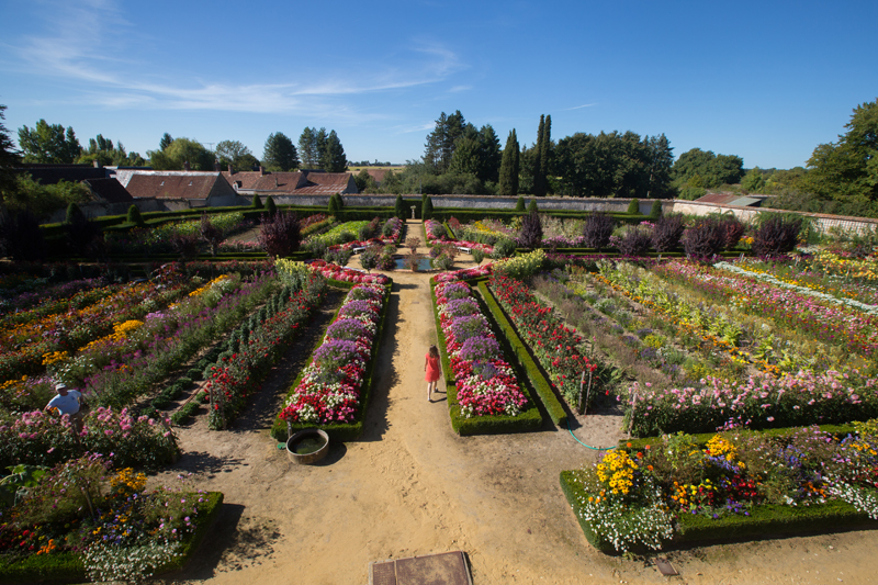 Jardin bouquetier - © Hellio et Van Ingen