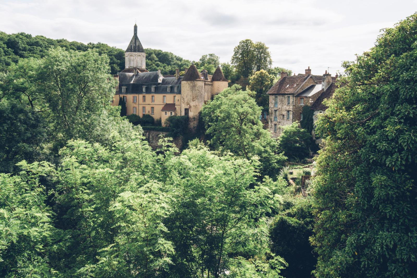 vue sur le village de Gargilesse-Dampierre ©Bestjobers - Max Coquard