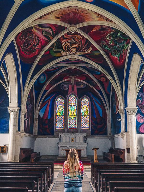 Église du Menoux ©World Else - Carnets de Voyage