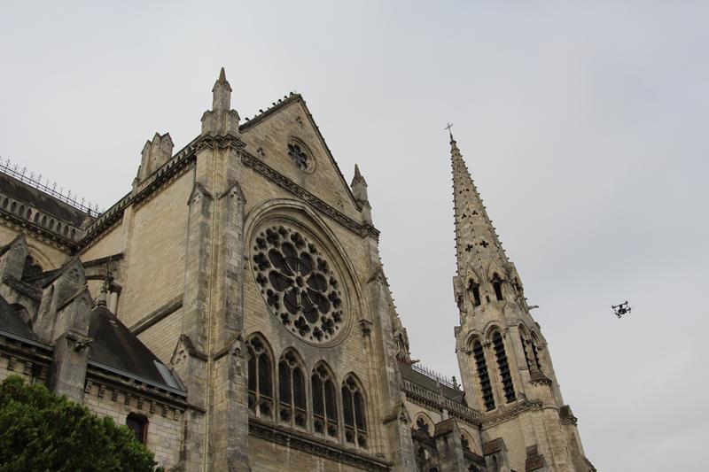 Eglise Saint-André Châteauroux © ADTI