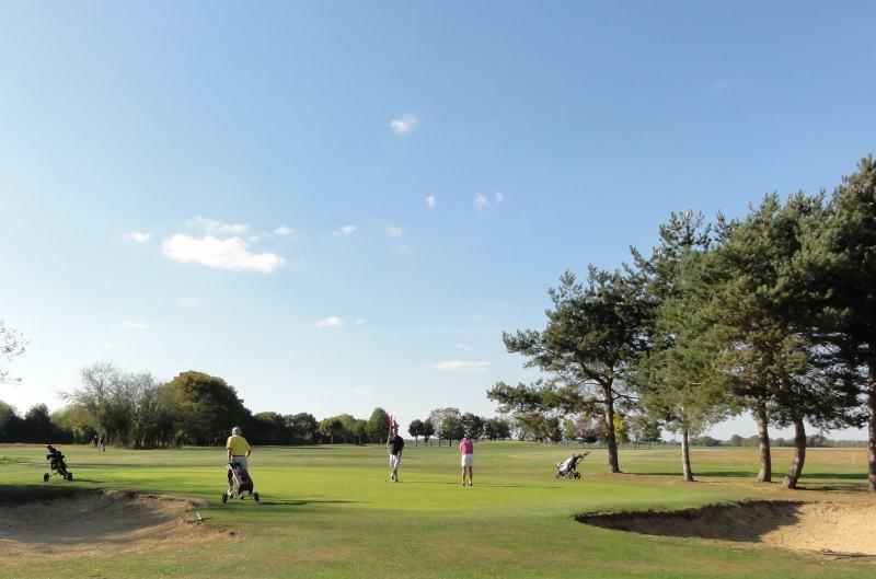 Golf Les Sarrays © ADTI