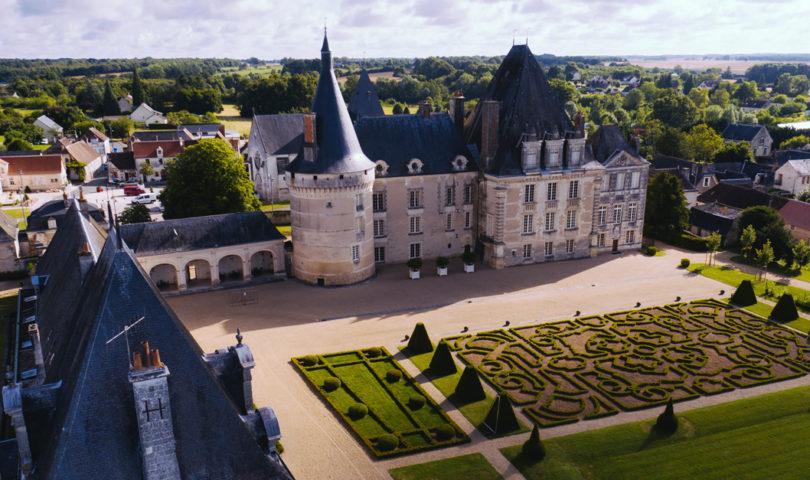 Château d'Azay-le-Ferron - © Gillard et Vincent