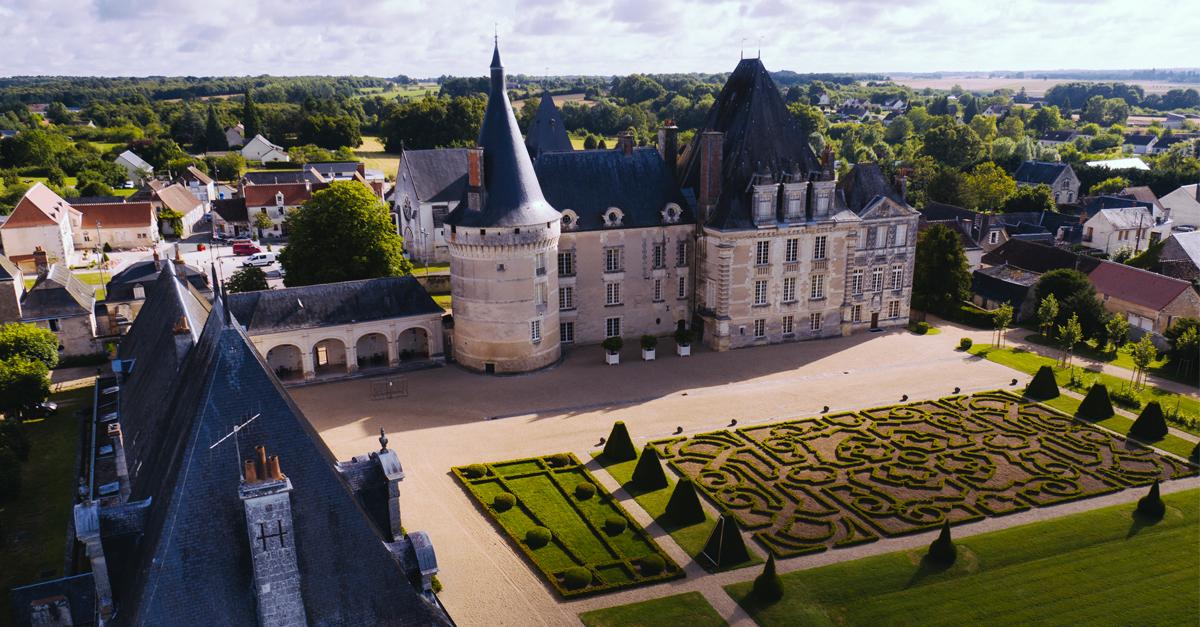 Le château - © Gillard et Vincent