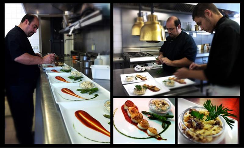 Restaurant La Suite à Bourges ©La Suite