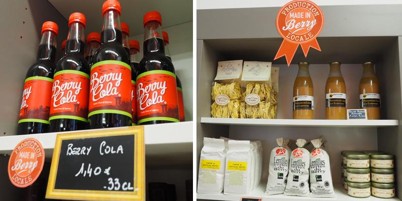 Berry Cola et Lentilles du Berry ©Ad2T - V. Laebens