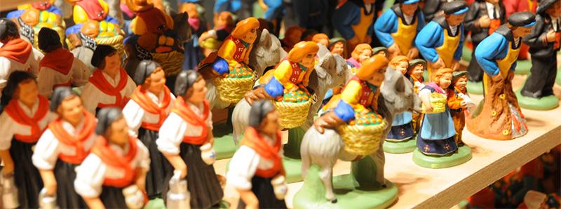 Marchés de Noël en Berry