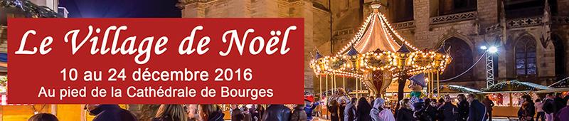 Marché de Noël de Bourges