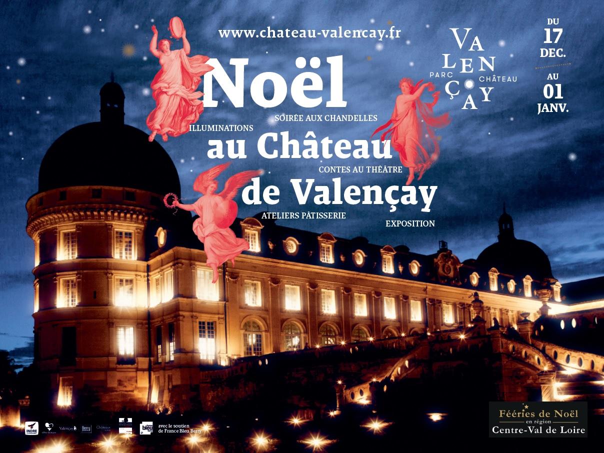 Noël au Château de Valençay