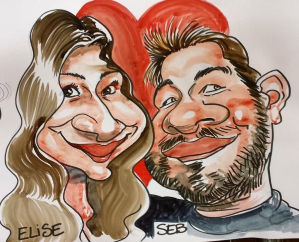 Caricature - © Droits réservés