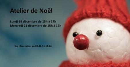 Atelier de Noel Pole des Etoiles ©DR
